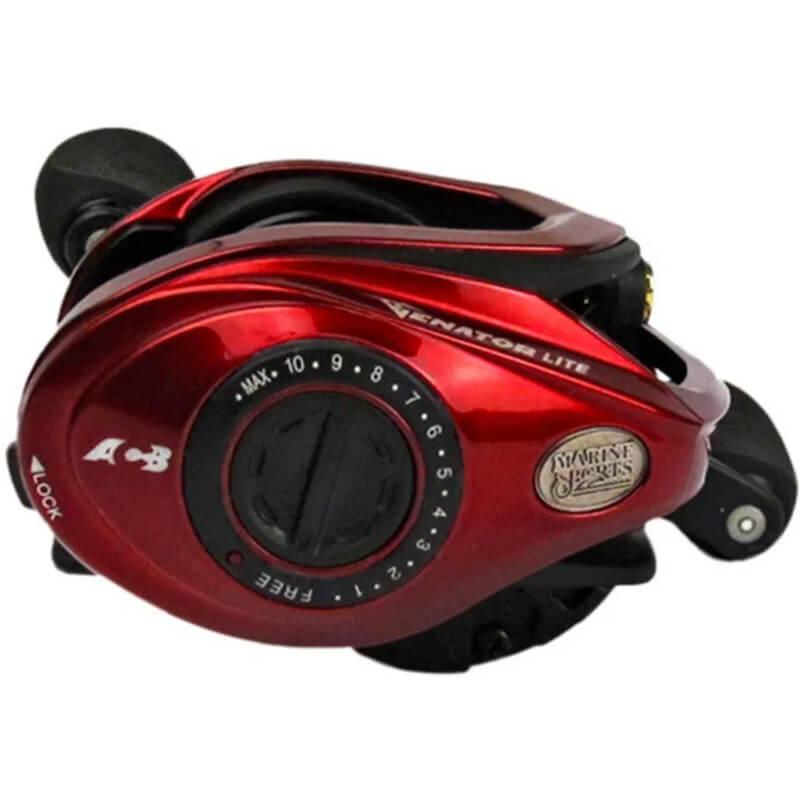 Carretilha Marine Sports Venator Lite (Direita)  - Pró Pesca Shop