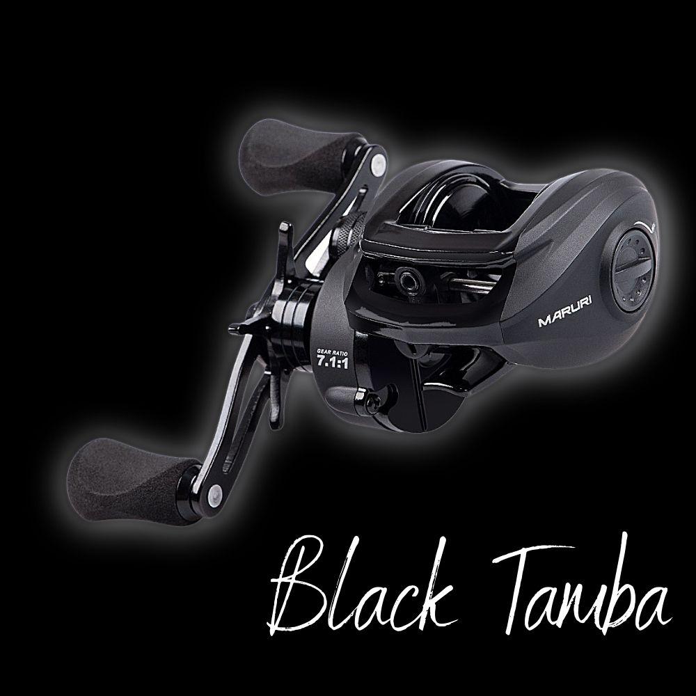 Carretilha Maruri Black Tamba (Direita)  - Pró Pesca Shop