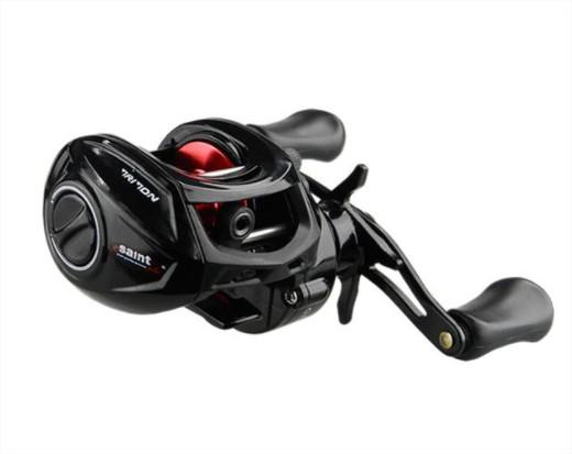 Carretilha Saint Plus Triton 6000 Lh (Esquerda)  - Pró Pesca Shop