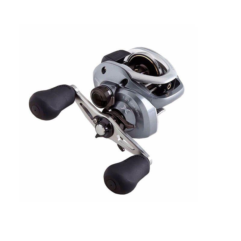 Carretilha Shimano Curado 200 Hg (Direita)  - Pró Pesca Shop
