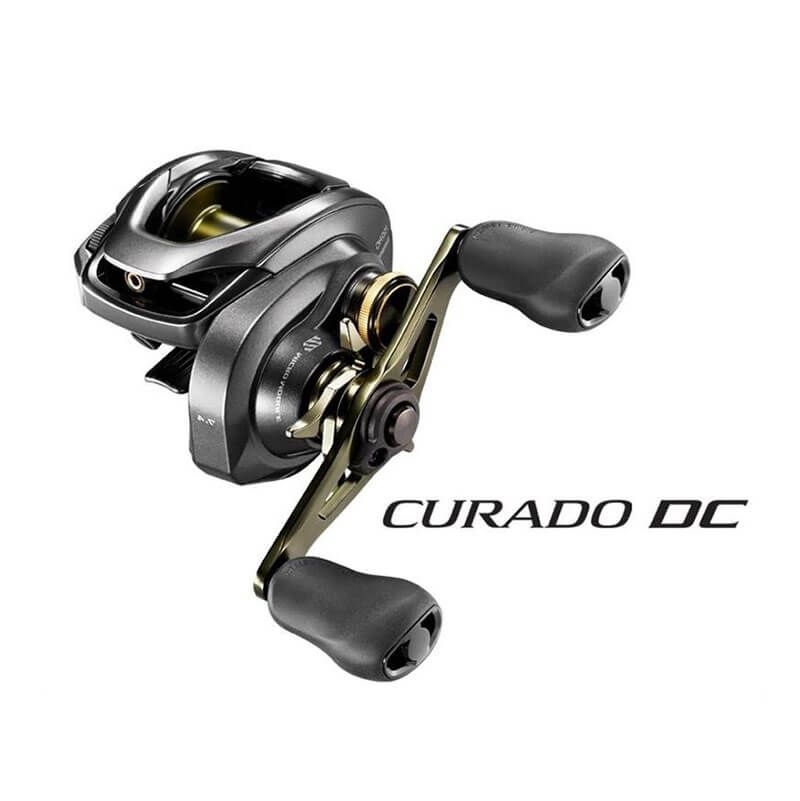 Carretilha Shimano Curado Dc 150 Xg (Direita)