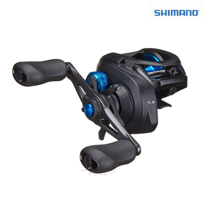 Carretilha Shimano Slx 151 Xg (Esquerda)  - Pró Pesca Shop