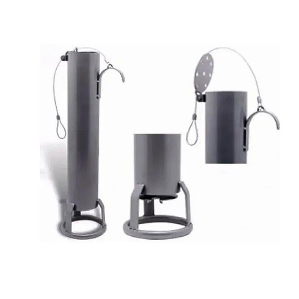 Cevador de Ferro (M) 30 cm Jogá  - Pró Pesca Shop