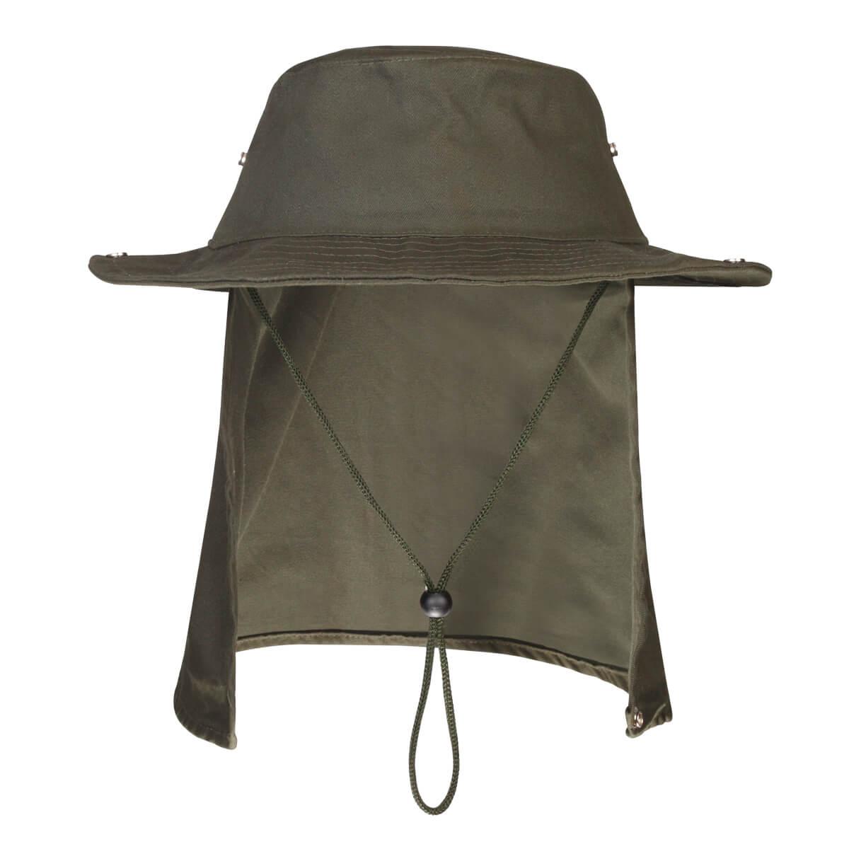Chapéu C/ Proteção De Pescoço Jogá  - Pró Pesca Shop