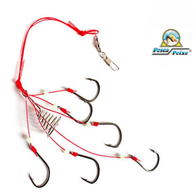Chuveirinho Nylon Chinu Nº 2  - Pró Pesca Shop