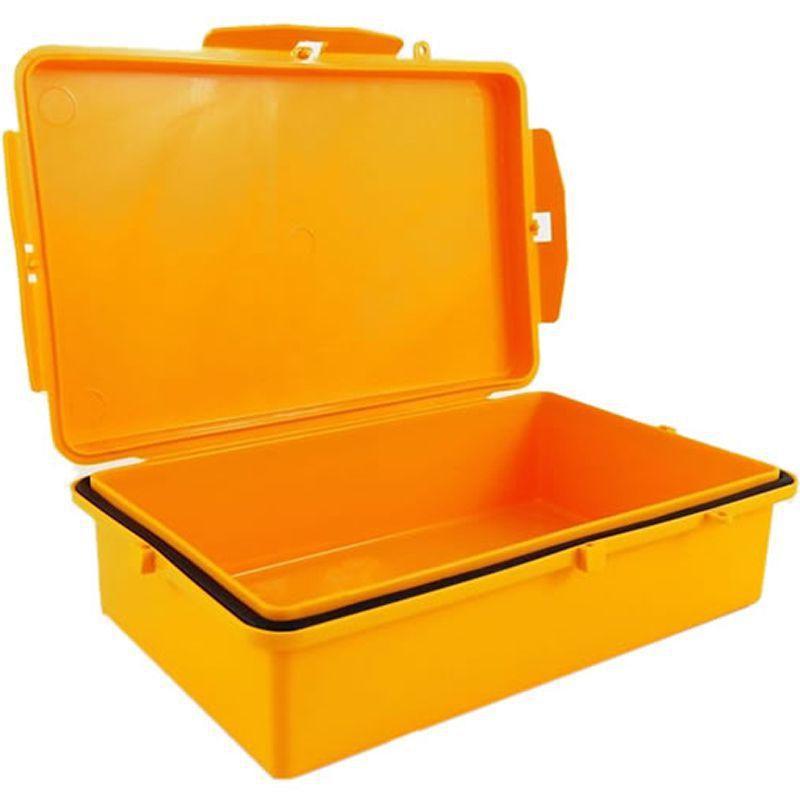 Estojo Emifran Impermeável c/ Vedação En 495 Amarelo  - Pró Pesca Shop