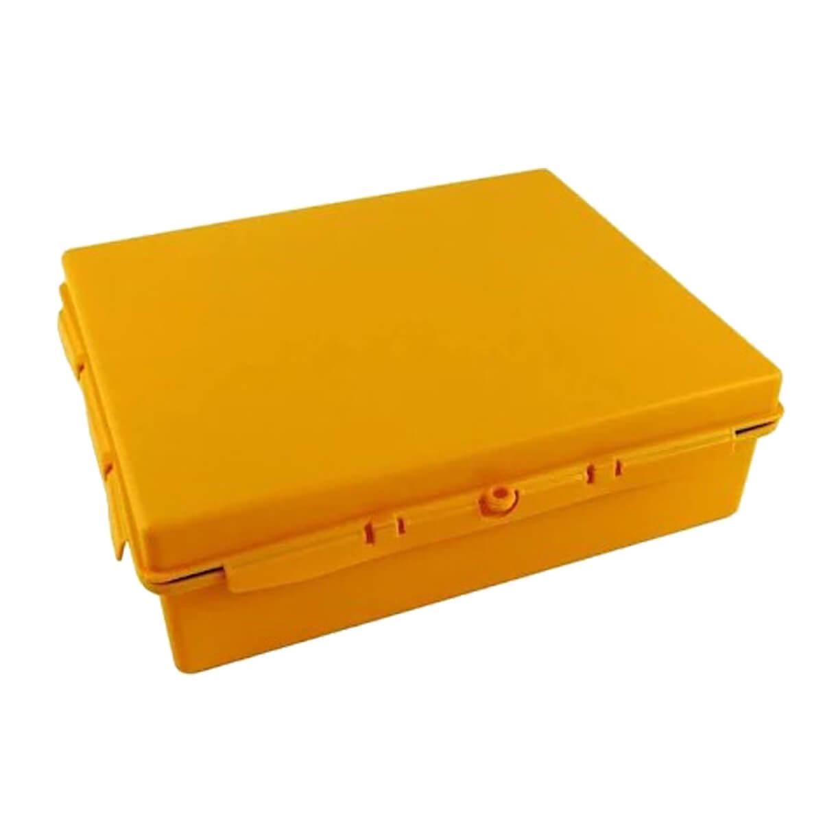 Estojo Emifran Impermeável c/ Vedação En 490 Amarelo  - Pró Pesca Shop