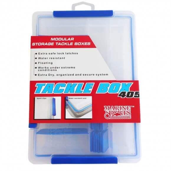 Estojo Tackle Box 405 - Marine Sports  - Pró Pesca Shop