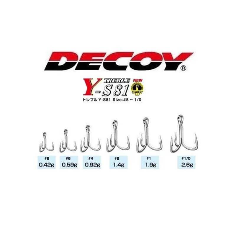Garateia Decoy Heavy Duty Y-S81