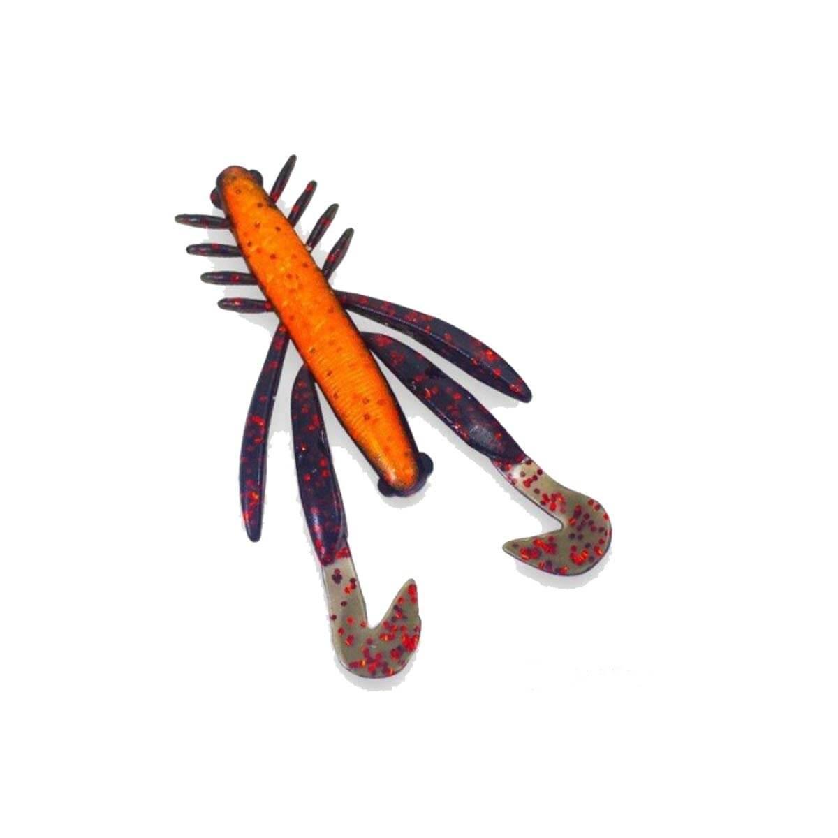 Isca Artificial Camalesma Divoc Craw 11 cm  - Pró Pesca Shop