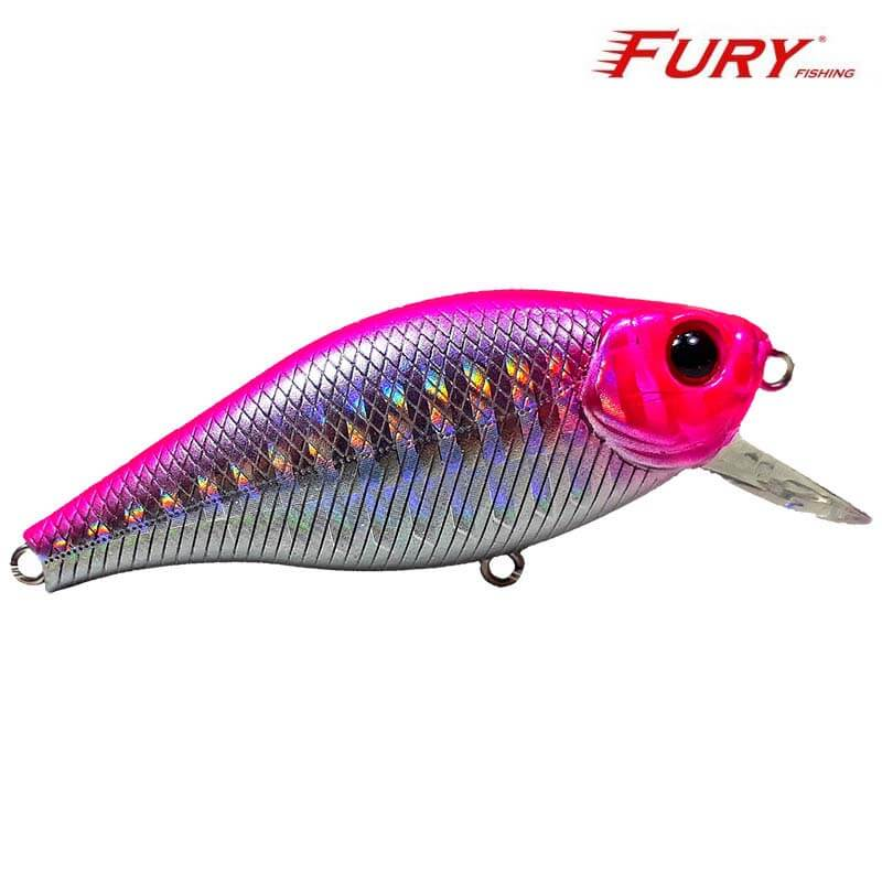 Isca Artificial Fury Banzai 60  - Pró Pesca Shop
