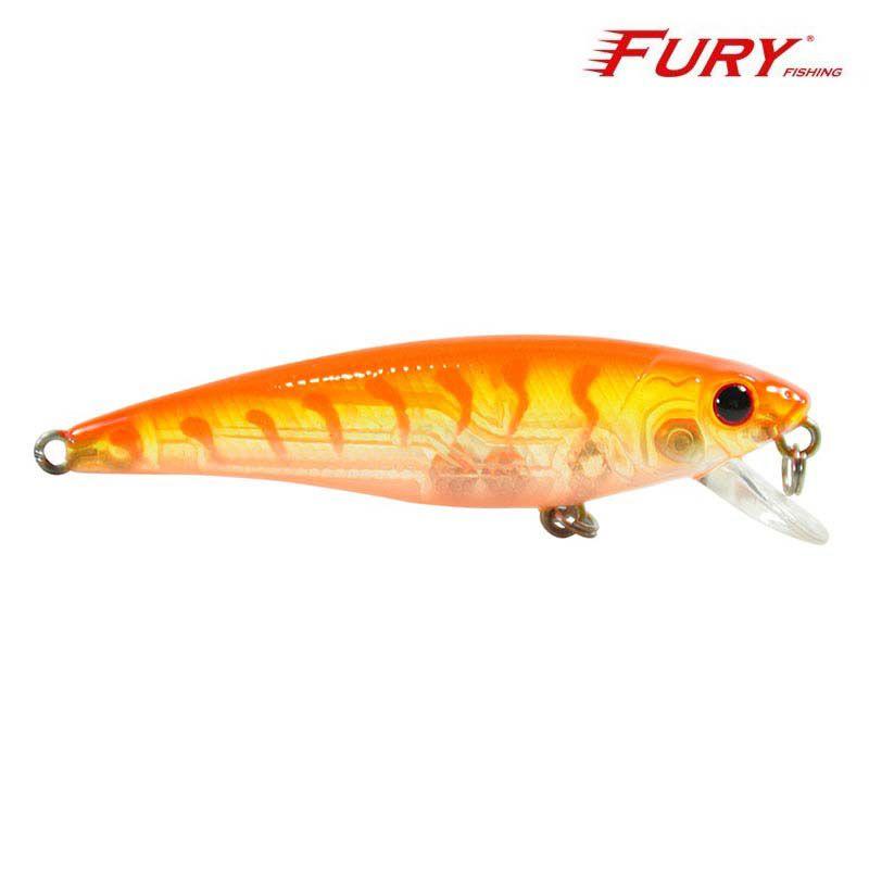 Isca Artificial Fury Rex 65F  - Pró Pesca Shop