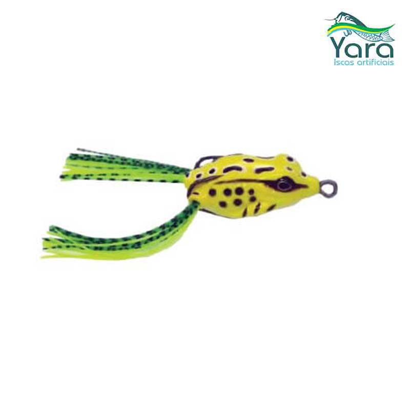 Isca Artificial Yara Crazy Frog 9g