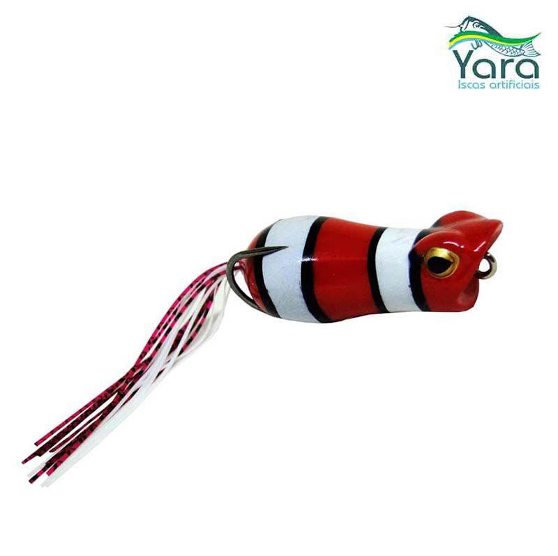 Isca Artificial Yara Crazy Popper 13g