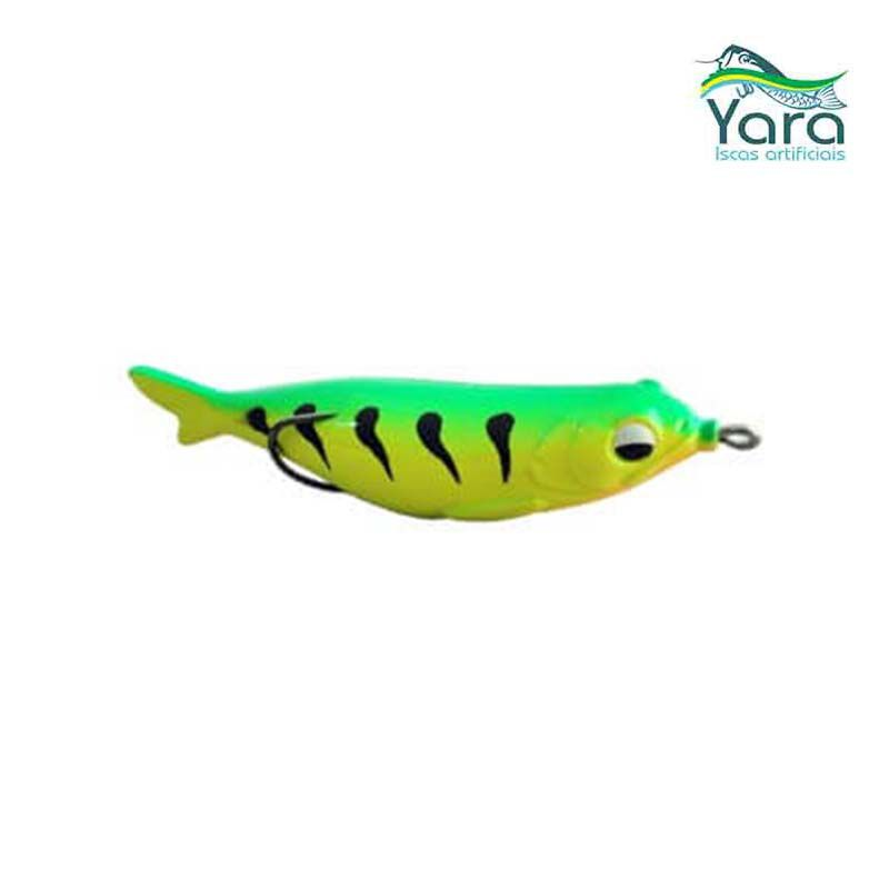 Isca Artificial Yara Snake Fish