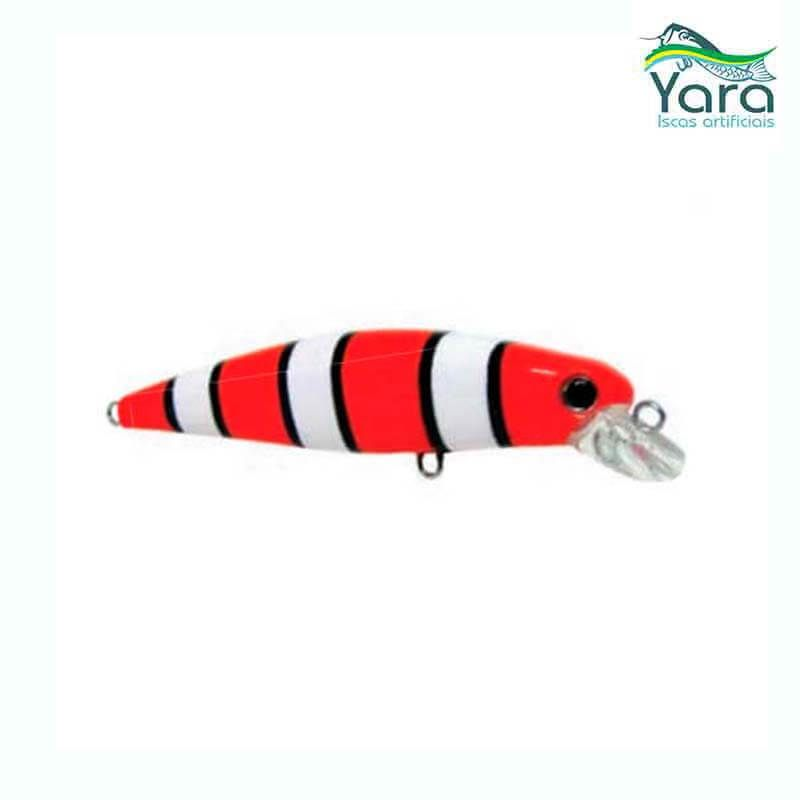 Isca Artificial Yara Top Minnow  - Pró Pesca Shop