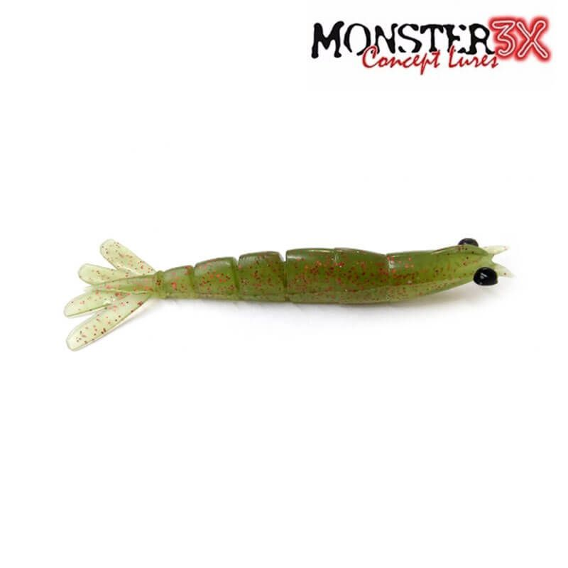 Isca Big Move Monster 3X 14 Cm  - Pró Pesca Shop