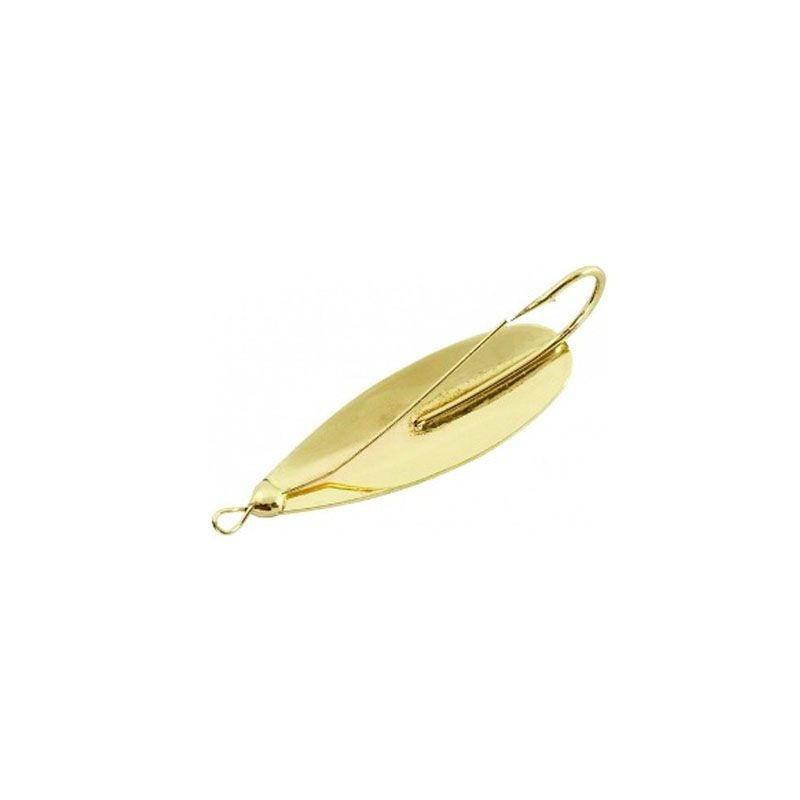 Isca Colher Lori  Nº 01 (Dourado)  - Pró Pesca Shop