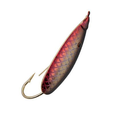 Isca Colher Silver Minnow 1/2 Cor Rsgd