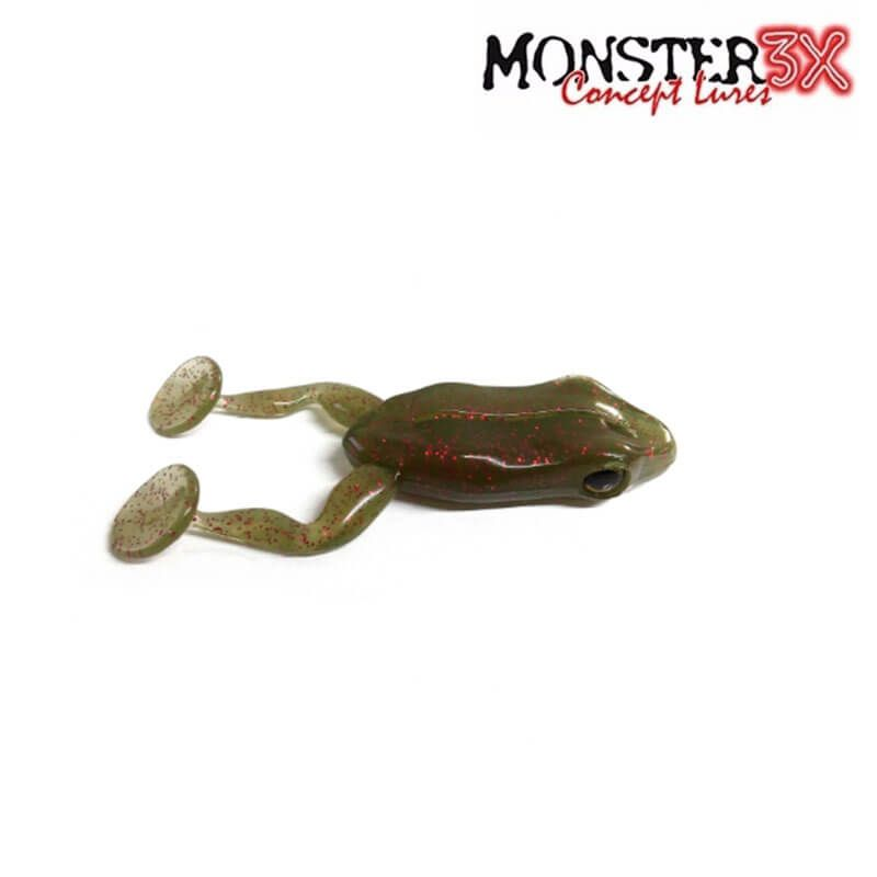Isca Monster 3X Paddle Frog