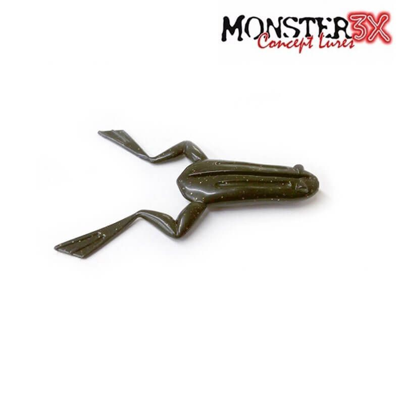 Isca Monster 3X X-Frog  - Pró Pesca Shop