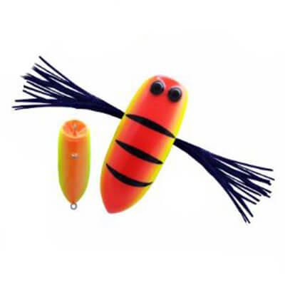 Isca OCL Dragon Fly 5,5 Cm 12,5 g  - Pró Pesca Shop