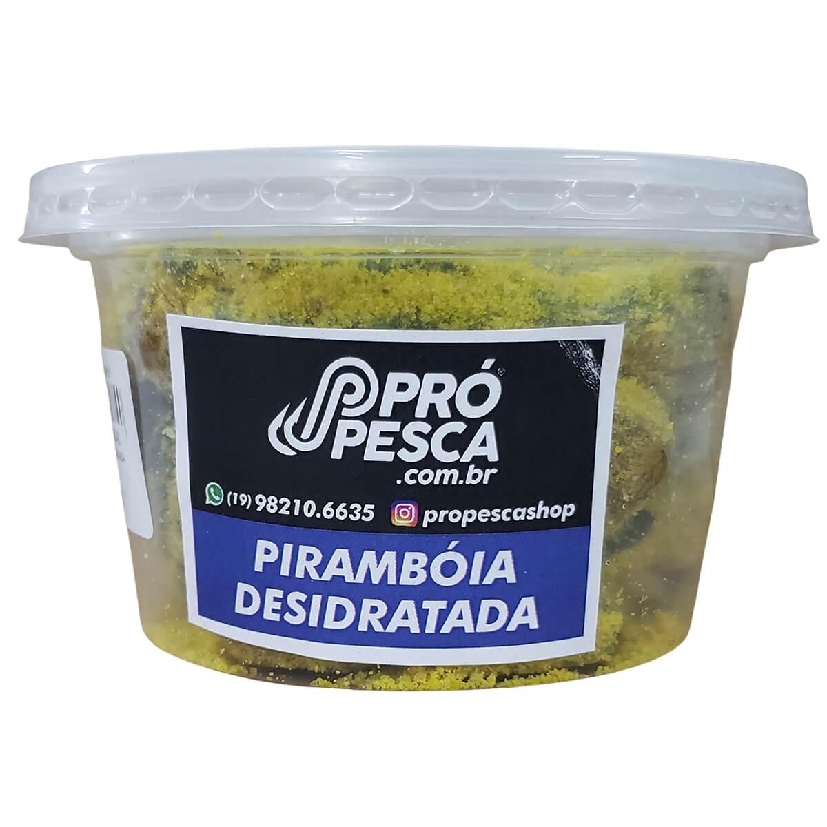 Isca para pesca Piramboia Desidratada  - Pró Pesca Shop