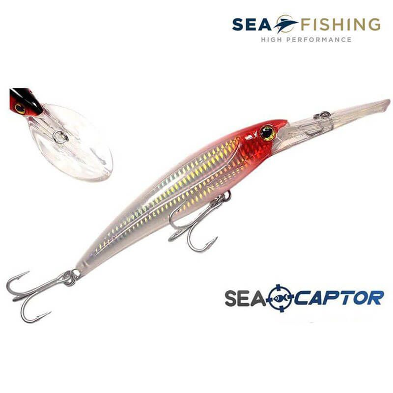 Isca Sea Fishing Sea Captor 160 mm