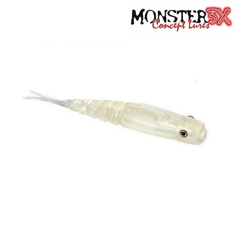 Isca Soft Monster 3X Pop-Action 11 Cm