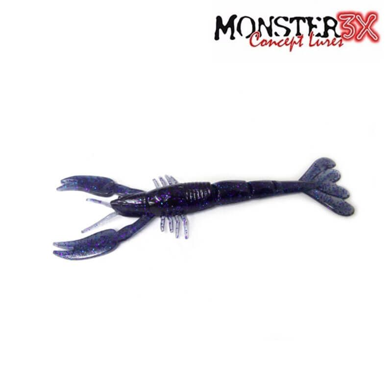 Isca Soft Monster 3X Slow Crab 12 Cm