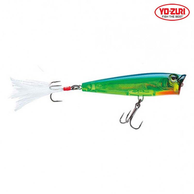 Isca Yozuri Popper 3ds 65  - Pró Pesca Shop
