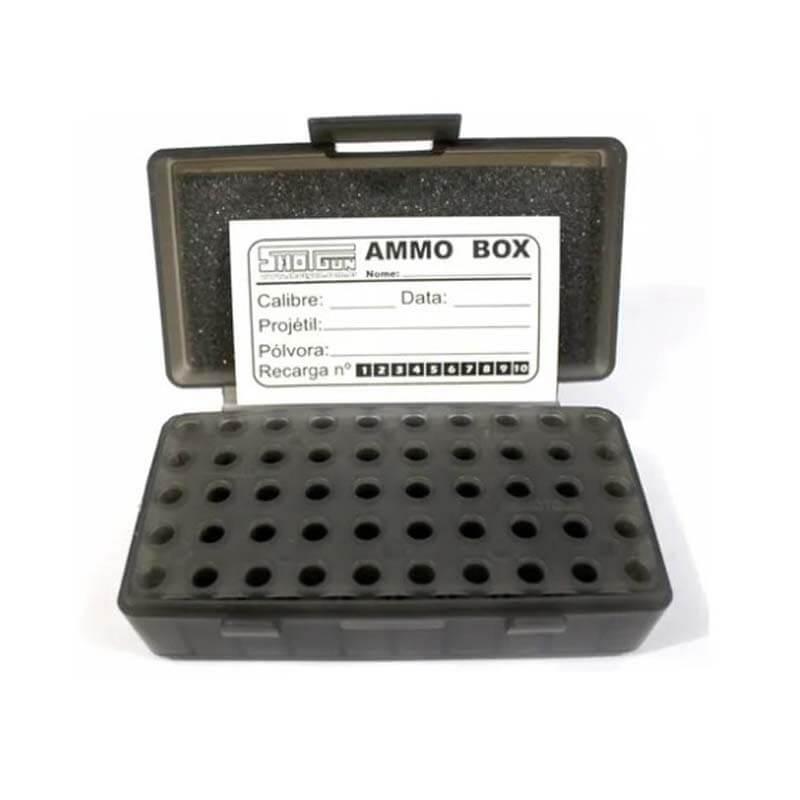 Kit 2 Caixas Shotgun Para 50 Cartuchos Cal 380/9mm/22 Fume  - Pró Pesca Shop