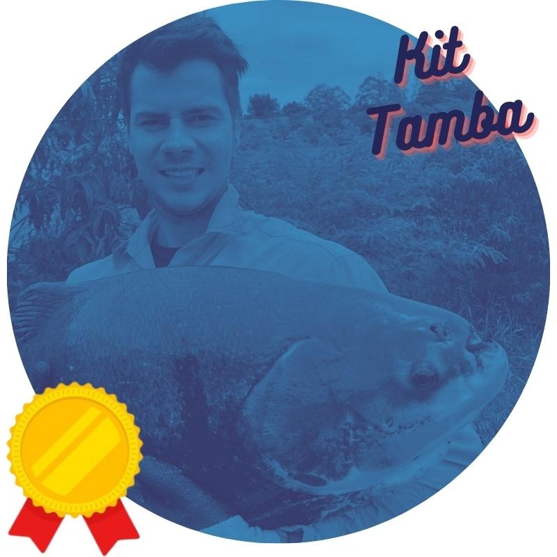 Kit de Pesca Tambaqui Ouro Profissional  - Pró Pesca Shop