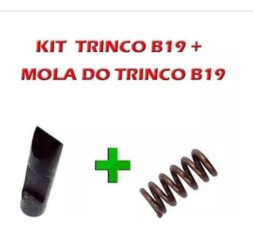 Kit Trinco E Mola Do Trinco P/ Carabina Cbc B19 Todas  - Pró Pesca Shop