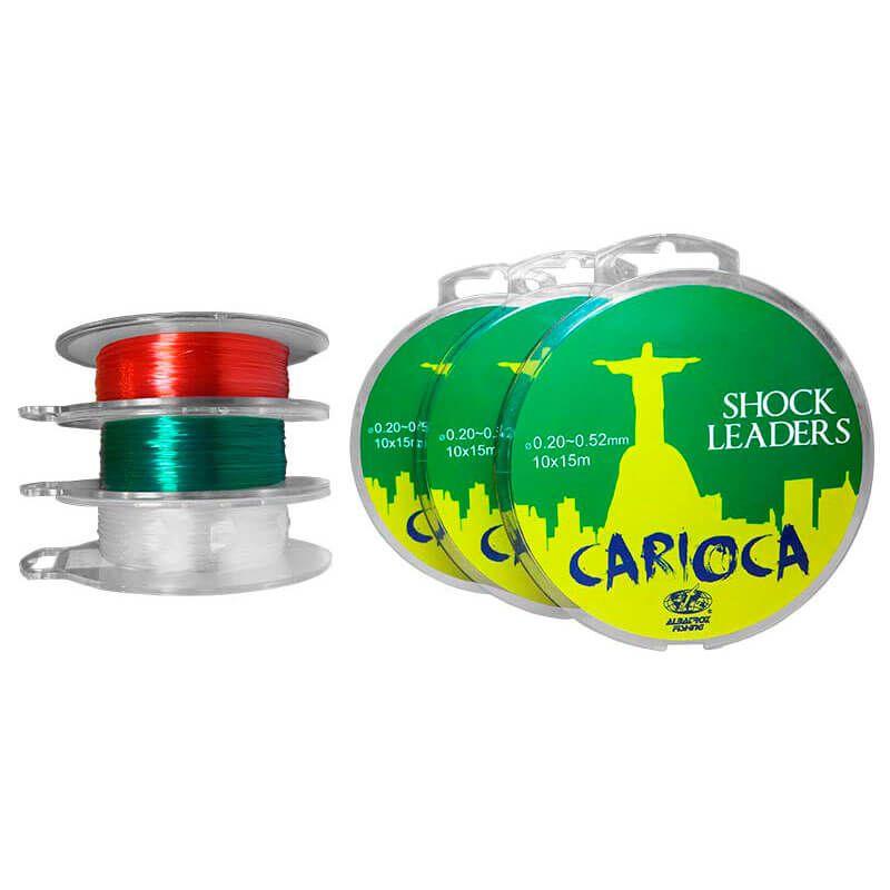 Linha Cônica Albatroz Carioca (0,52 X 0,20)  - Pró Pesca Shop