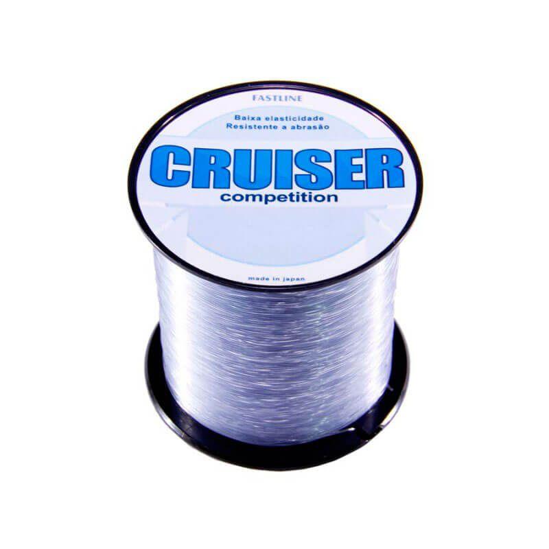 Linha Cruiser Competition Fastline (500 m)  - Pró Pesca Shop