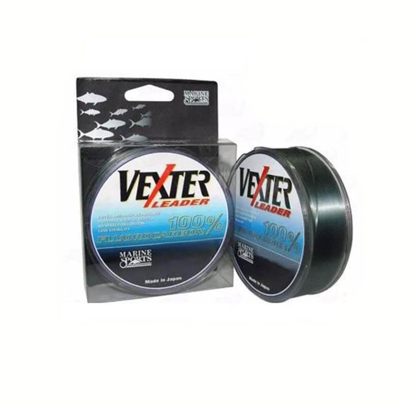 Linha Fluorcarbono Vexter Leader Marine Sports (50 m)