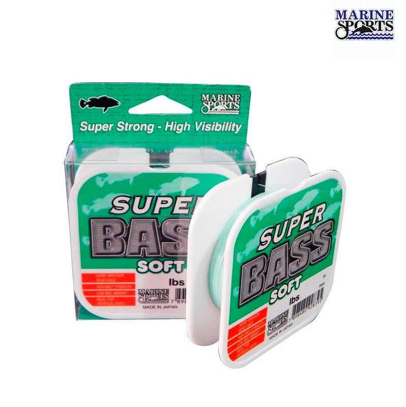Linha Marine Sports Super Bass 0,37 mm (Verde)