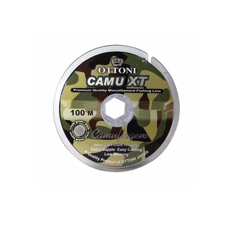 Linha Ottoni Camu Xt 100 m  - Pró Pesca Shop
