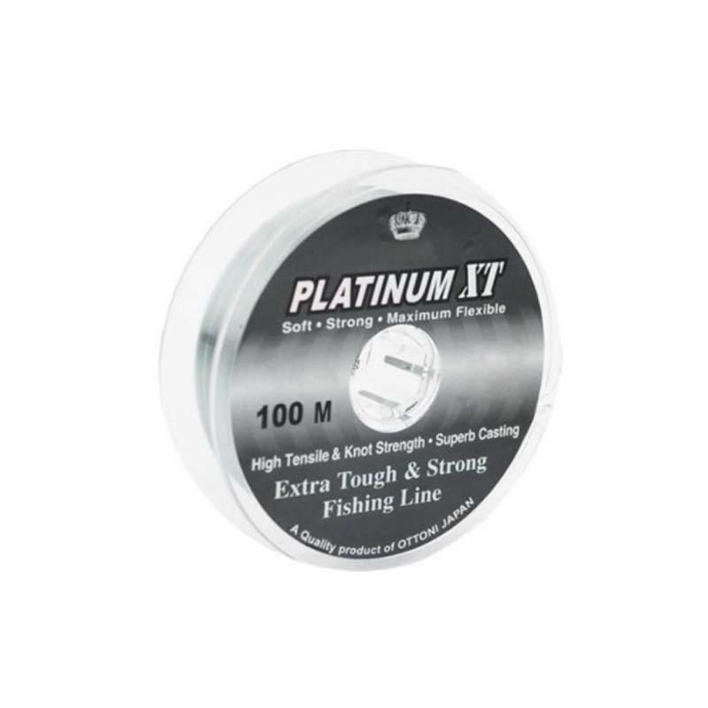 Linha Ottoni Platinum Xt 100 m  - Pró Pesca Shop