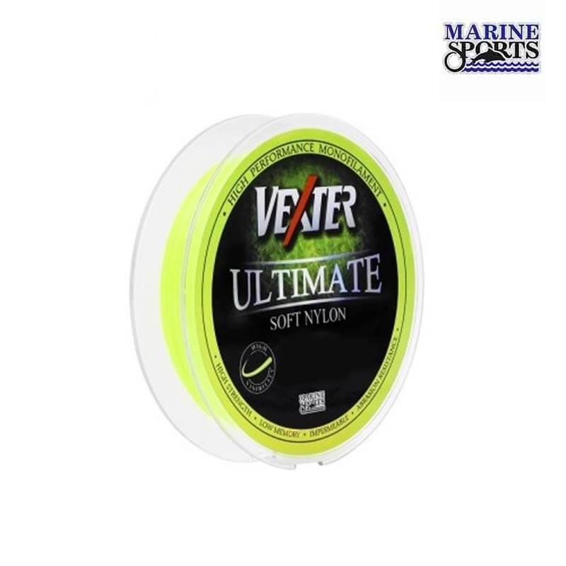 Linha Vexter Ultimate Amarela 0,37 mm (300 m)