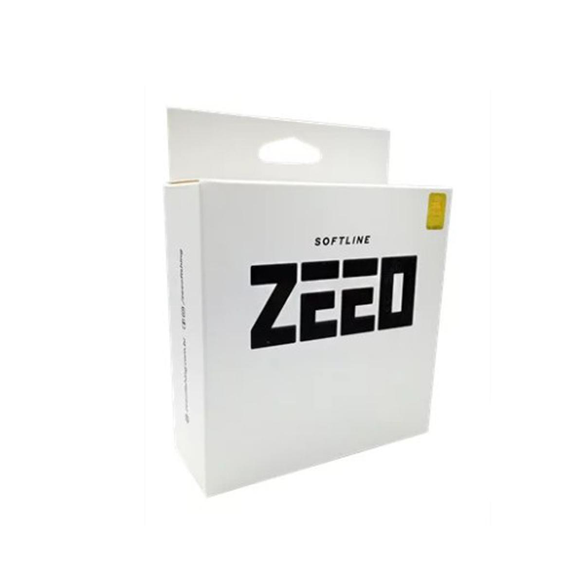 Linha Zeeo Softline 300 m (Amarela)  - Pró Pesca Shop