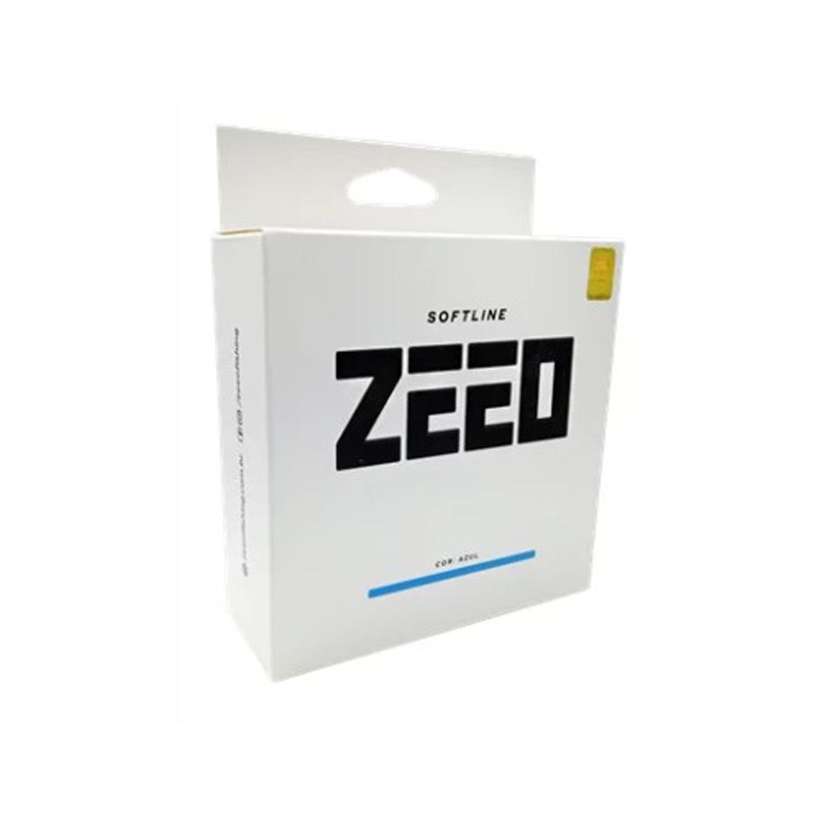 Linha Zeeo Softline 300 m (Azul)  - Pró Pesca Shop