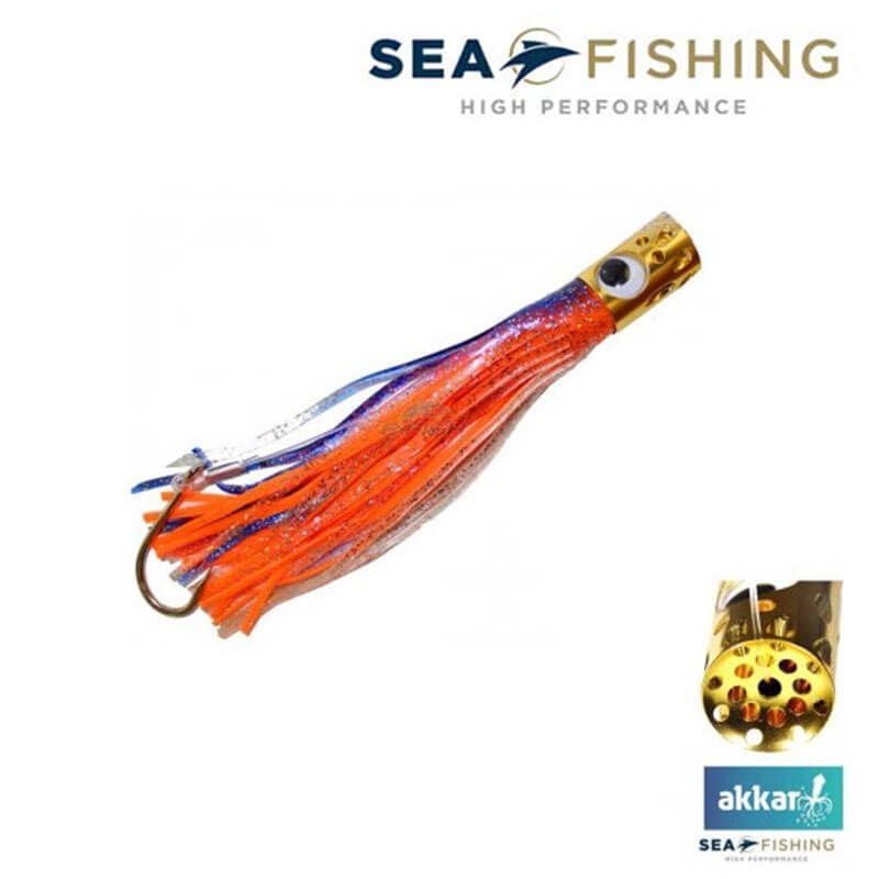 """Lula Sea Fishing Akkar 10"""" 25,4 cm"""