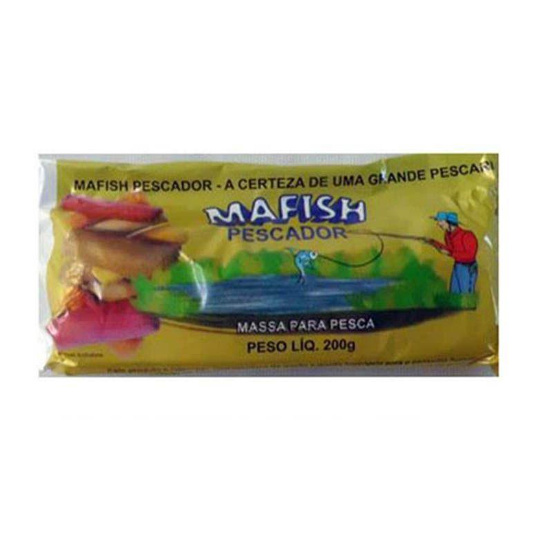 Massa Mafish - Natural  - Pró Pesca Shop
