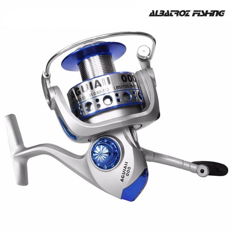 Molinete Albatroz Aguia II 5000  - Pró Pesca Shop