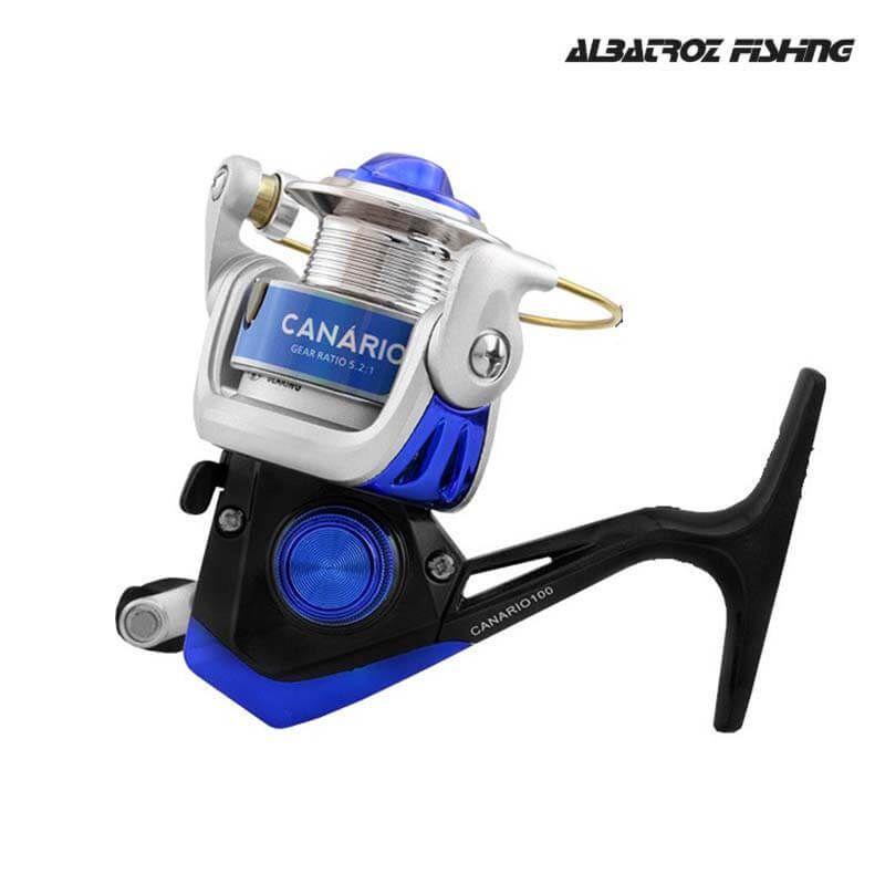 Molinete Albatroz Canario 100  - Pró Pesca Shop