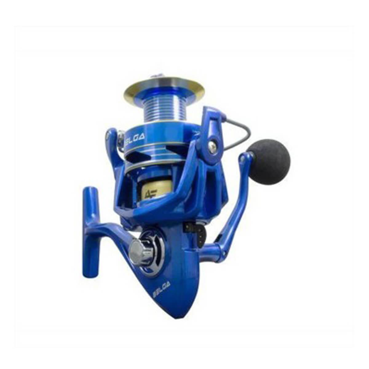 Molinete Belga 40 (Royal Blue)  - Pró Pesca Shop