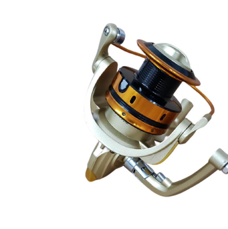 Molinete Importado FDDL Mr 10 Rolamentos  - Pró Pesca Shop