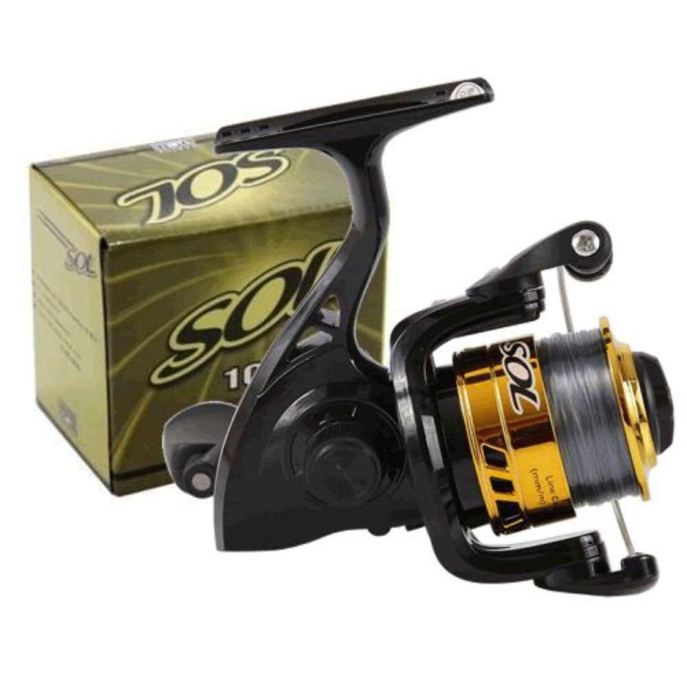 Molinete Marine Sports Sol 100  - Pró Pesca Shop